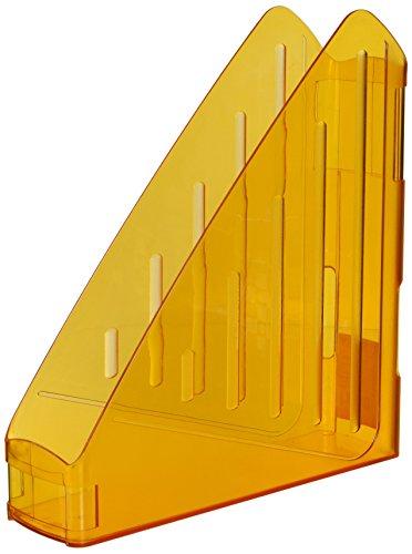 ARDA TR4118 Poliestireno Naranja - Archivador (Naranja, 75 mm, 295 mm, 75 x 270 x 295 mm)