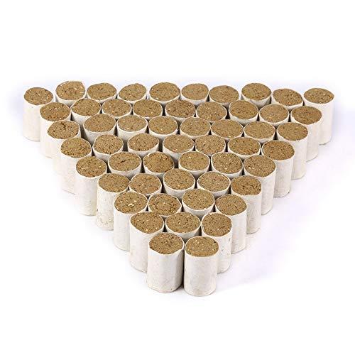 Hilitand 54pcs Bienenzucht-Werkzeug-Bienenstock-Raucher-Fester Brennstoff-Chinesischer Räucherung-medizinischer Kraut-Rauch-Honig-Erzeugnis-Brennstoff-Ausrüstung für Imker