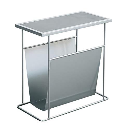 ZHJ-table Nordic Marmor Kleiner Tisch FüR Wohnzimmer Schlafzimmer Studie Seite Kleine Quadratische Tabelle