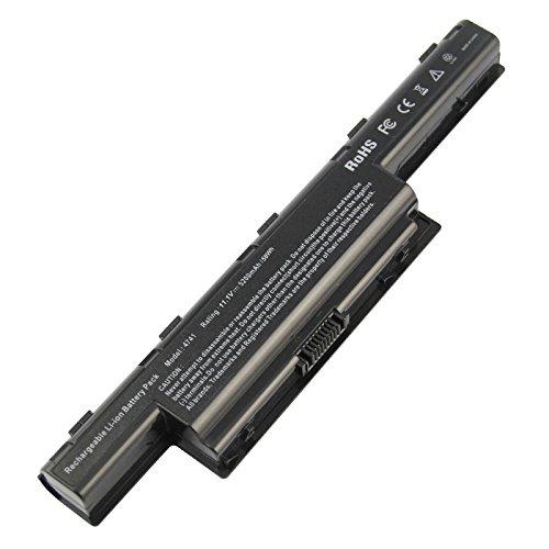 aryee 5200mAh Batería para Acer Aspire...