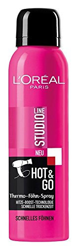LOREAL STUDIO LINE Hot & Go Thermo Styling Spray/150 ml