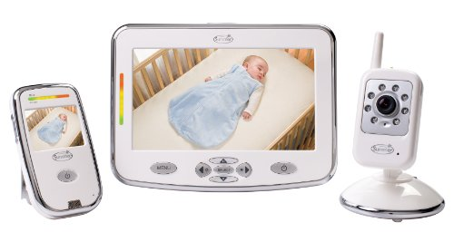 Summer Infant 28516 Complete Coverage Plus Digitales Video-Babyphone
