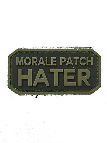 Morale Patch Hater, verde oliva