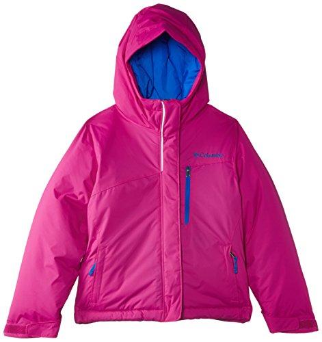Columbia Kinder Jacke Alpine Free Fall Jacket, Groovy Pink, XS, SG5007