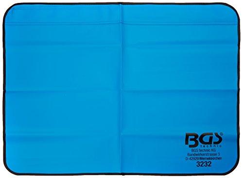 BGS de voiture Wing Bâche avec aimant, 79 x 59cm, 3232