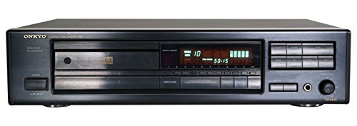 Onkyo DX-6820 CD Spieler in schwarz