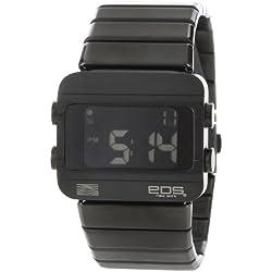 EOS New York - Sprinx Digital Black - Stahl Schwarz Digital Unisex Uhren