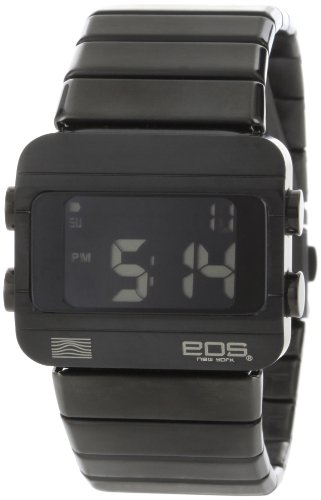 EOS New York Unisex 357SBLK Sprinx Digital Black Orologio