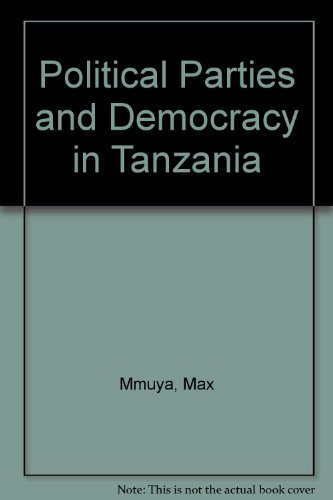 Political Parties and Democracy in Tanzania