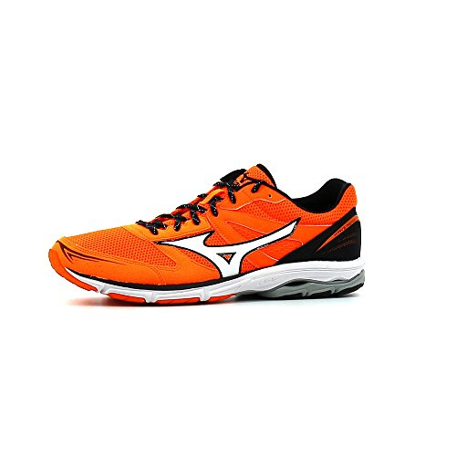 Mizuno Wave Aero 15 - Chaussures de running - orange 2017 Orange / Black