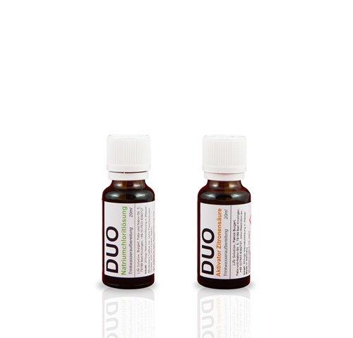 Life Solution DUO, Natriumchlorit + Zitronensäure 50%, 2 x 20ml (weitere Auswahl: 100ml 17,90 €)