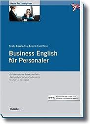 Business English für Personaler: Mit kostenlosem online Zugang zu den Modulen des Buches