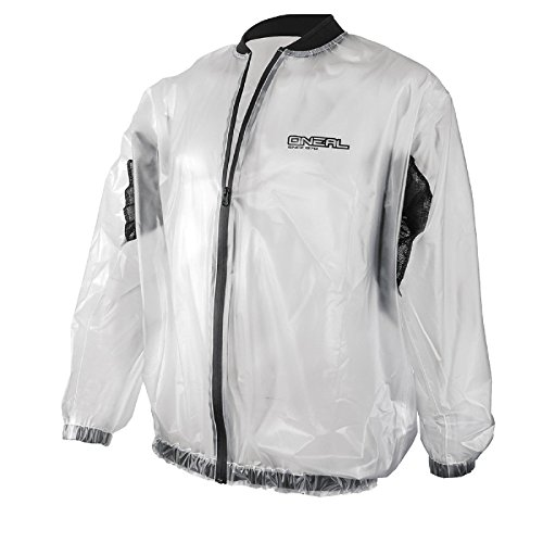 O'Neal Unisex Regenjacke Splash, Transparent, XL, 1171-0