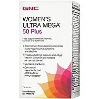 GNC de las mujeres Ultra Mega 50 Plus