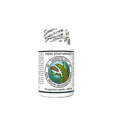 MODIFILAN Pure Brown Seaweed Extract 500mg 90 Capsules