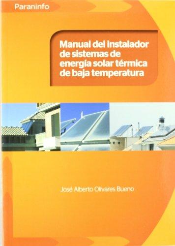 Este manual nace con el objetivo de servir de apoyo a aquellas personas que deseen formarse en el campo de la energía solar térmica, a nivel tanto técnico como profesional, y ser capaces de llevar a cabo y con éxito la instalación de un sistema de en...