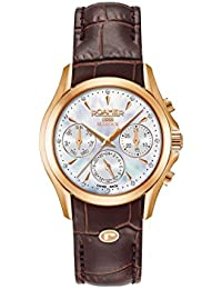 Roamer Womens Watch 203901 49 10 02