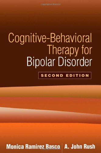 Cover »Cognitive Behavioral Therapy for Bipolar Disorder«