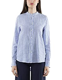 Jeckerson Bianco Drestige Viola E Camicia Blu Ca03xt21111 Elegante 5j4ARL