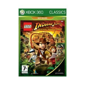 Lego: Indiana Jones the Original Adventures - Classics Edition [UK Import] - Indiana Jones Xbox Lego