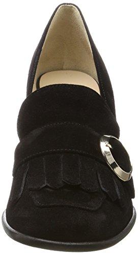 Högl 4-10 7012 0100, Scarpe con Tacco Donna Nero (Schwarz)