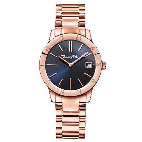 Thomas Sabo Watches, Orologio da donna SOUL, Acciaio