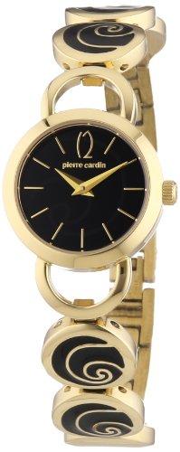 Pierre Cardin - PC105252F04 - Montre Femme - Quartz Analogique - Bracelet Acier Inoxydable Doré