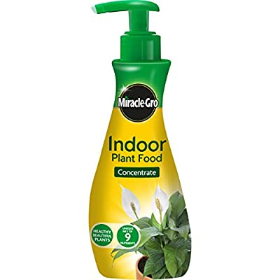 Miracle-Gro Indoor Plant Food Concentrate Pump Spray, 236 ml