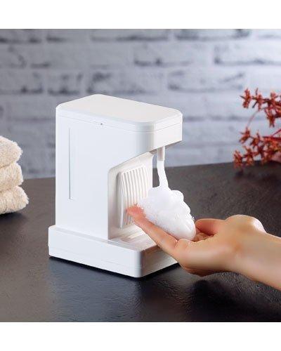 Distributeur électrique de savon mousse