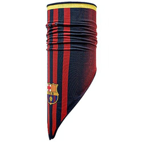 BUFF foulard headwear-bandana multifonction fc barcelona1St equipment schlauchtuch 2013-14 Rouge - Rouge/bleu