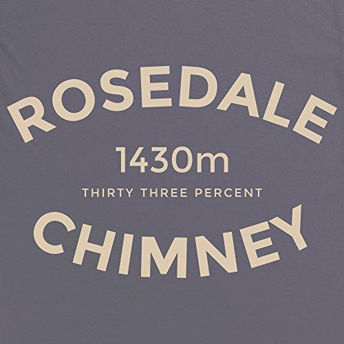 Cycling - Rosedale Chimney T-Shirt, Herren Anthrazit