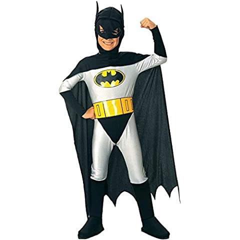 Disfraz de Heroe Bat Murciélago Infantil (Batman) 7 - 9 años