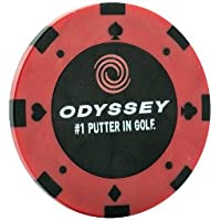 Odyssey Poker Chip Markers (Pack of 3) - Red