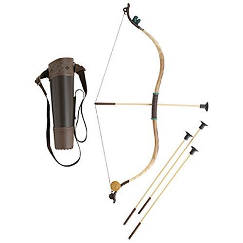 Disney Store Brave Merida Archery Bow and Arrow Costume Accessories Set by Disney