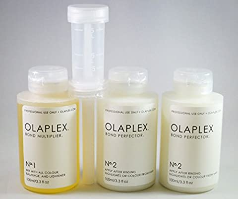 Olaplex Kit de Déplacement Styliste Lot de 3