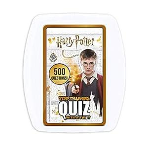 Top Trumps Harry Potter Quiz