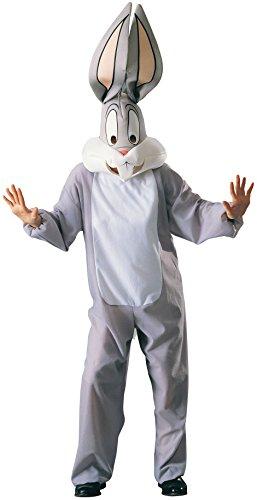Bunny Bugs Kostüme (Bugs Bunny-Kostüm für Erwachsene)