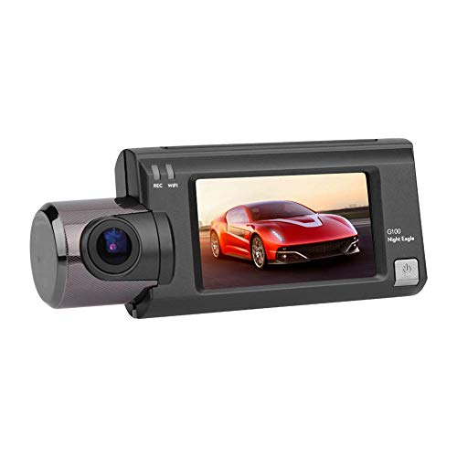 Dash Cam High-End-Auto DVR 1080P FHD-Kamera WiFi-GPS-Verfolger