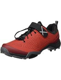 Shimano SH-MT5R shoe red 2017 bike shoes