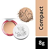 Lakme Perfect Radiance Compact, Golden Medium 03, 8g
