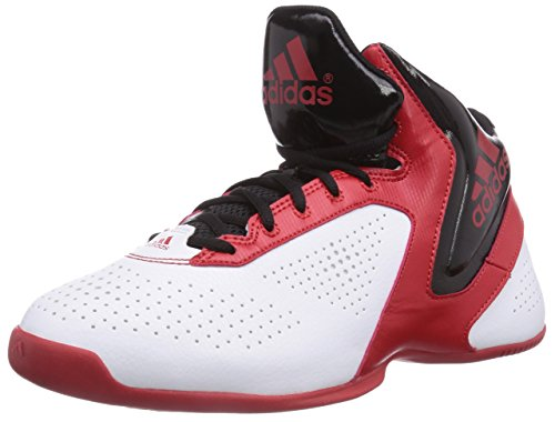 Adidas Performance Nxt Lvl Speed 3, Chaussures de basketball Homme Multicolore (ftwr White/scarlet/core Black)