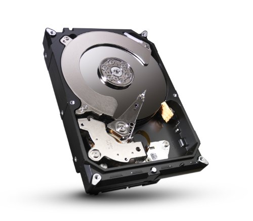 Seagate 1TB Desktop HDD SATA 6Gb/s 64MB Cache 3.5 - Inch Internal Drive Retail Kit (ST310005N1A1AS)