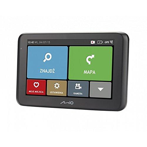 Mio MiVue Drive 50LM Fisso 5' LCD Touch screen 207g Nero navigatore