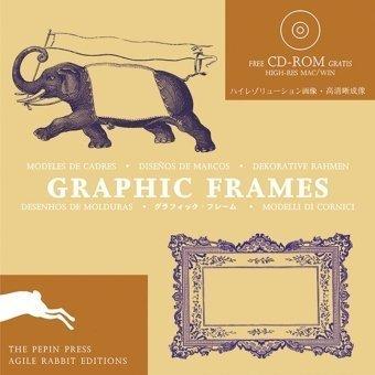 Graphics Frames (1 livre + 1 CD-Rom)