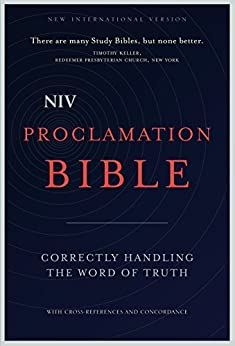NIV, Proclamation Bible, eBook: Correctly Handling the Word of Truth di [Zondervan]