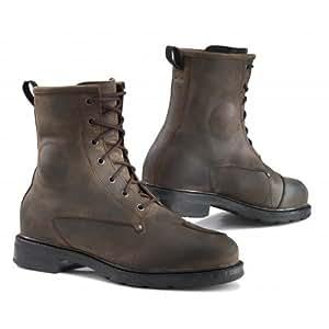 TCX–Motorcycle boots–TCX x-blend Waterproof Brown–45