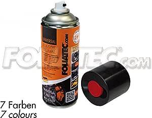 Foliatec 2133 Bremssattel Lack Spray Blau Universal 2k Lackspray 400 Ml 100ml 7 49 Auto