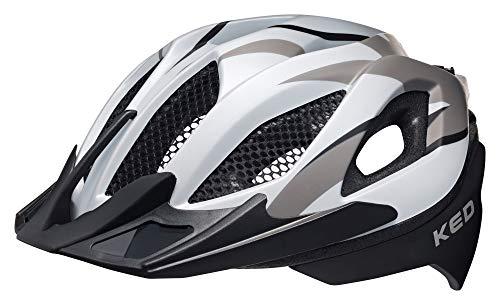 KED Spiri Two Helmet Black Grey matt Kopfumfang M | 52-58cm 2019 Fahrradhelm