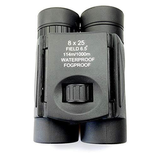 GJKVN Ferngläser kompakt und leicht, Nachtsichtgeräte für Kinder mit wenig Licht, wasserdicht und Anti-Fog