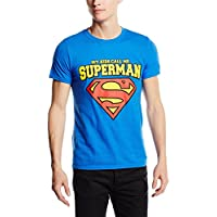 CID Superman-My Kids Call Me, T-Shirt Uomo